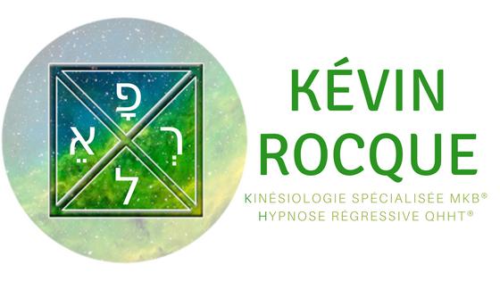Kévin ROCQUE – Kinésiologie spécialisée MKB® – Hypnose Régressive QHHT® – Taverny – Val d'Oise – 95 – Paris – Ile de France – France Logo