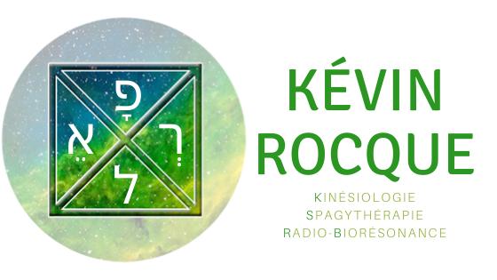 Kévin ROCQUE – Kinésiologie – SpagyThérapie – Radio-Biorésonance – Taverny – Val d'Oise – 95 – Paris – Ile de France – France Logo